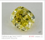 Fancy Yellow Canary Diamonds