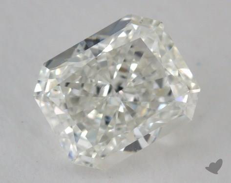 radiant0.91 Carat HVS2