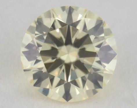 round0.38 Carat light yellowSI1