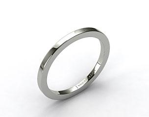 Platinum 1.8mm High Polish Wedding Ring